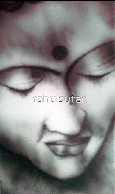"""""""Buddha"""" by rahulsutar"""