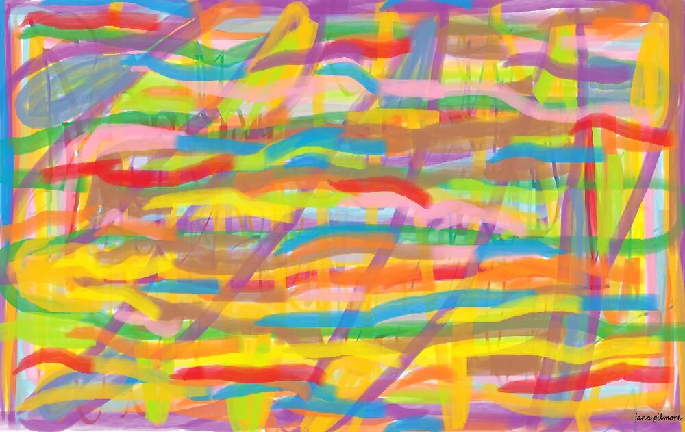 Sideways Currents by Jana Gilmore