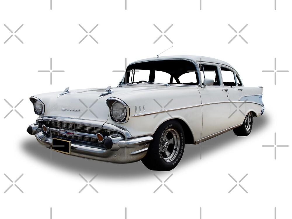 Chevrolet - 1950s Sedan by axemangraphics