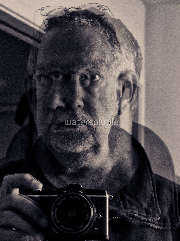 portrait of the photographer as an abstract by dennis william gaylor