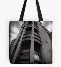 Sir Charles Building Tote Bag