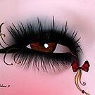 Eye Art Fantasy # 3 by Junior Mclean