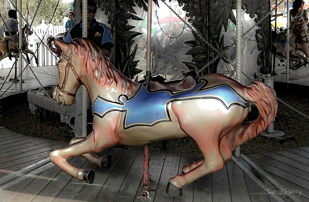 Merry Go Round by Caryl Perry