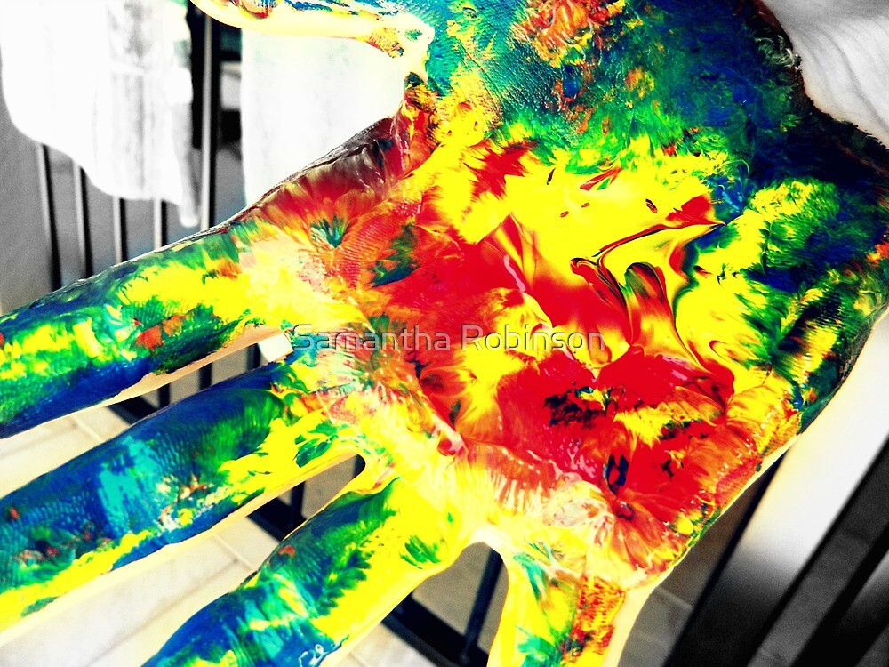 Paint by Samantha Robinson