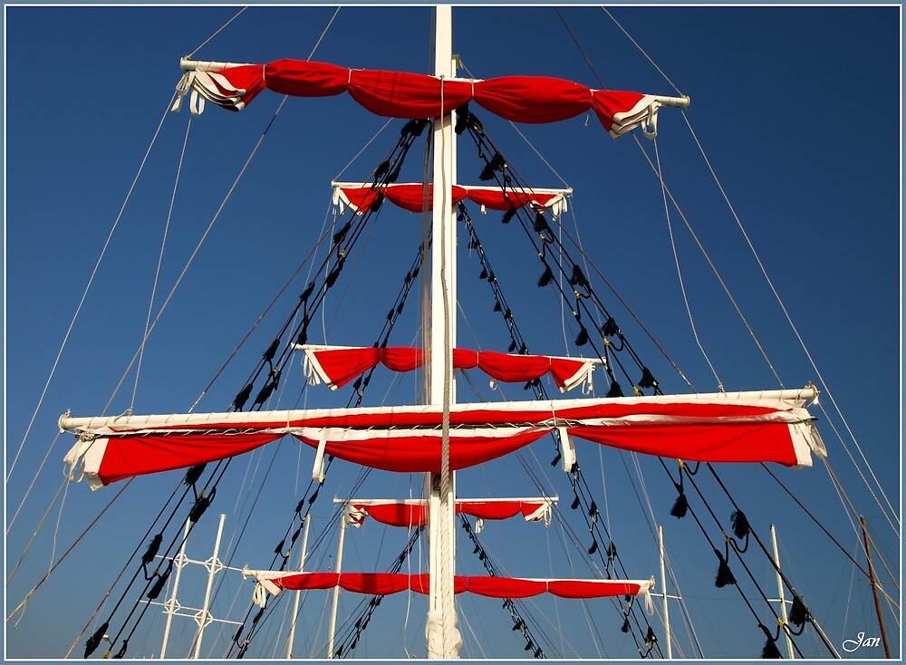 Red Sails... by Janone