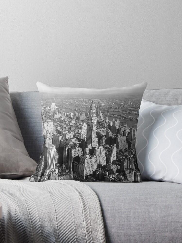 «Vintage Midtown Manhattan Photograph» de BravuraMedia