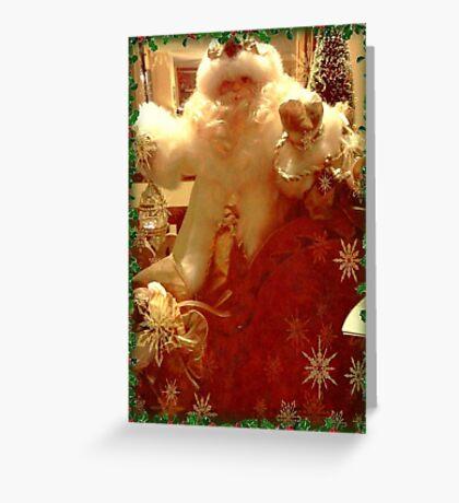 Father Christmas © Greeting Card