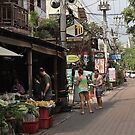 Chiang Mai - Old City, Northern Thailand by brendanscully