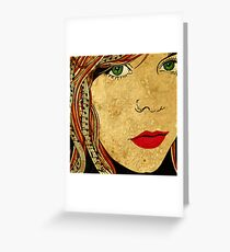 Musician by trade Greeting Card