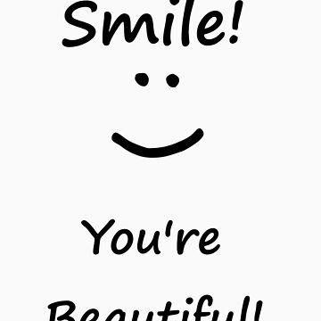 Smile! by PheonixAshes