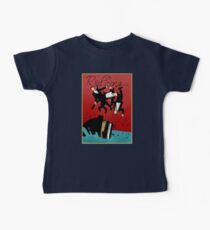 Red Song - Poster Art Baby Tee