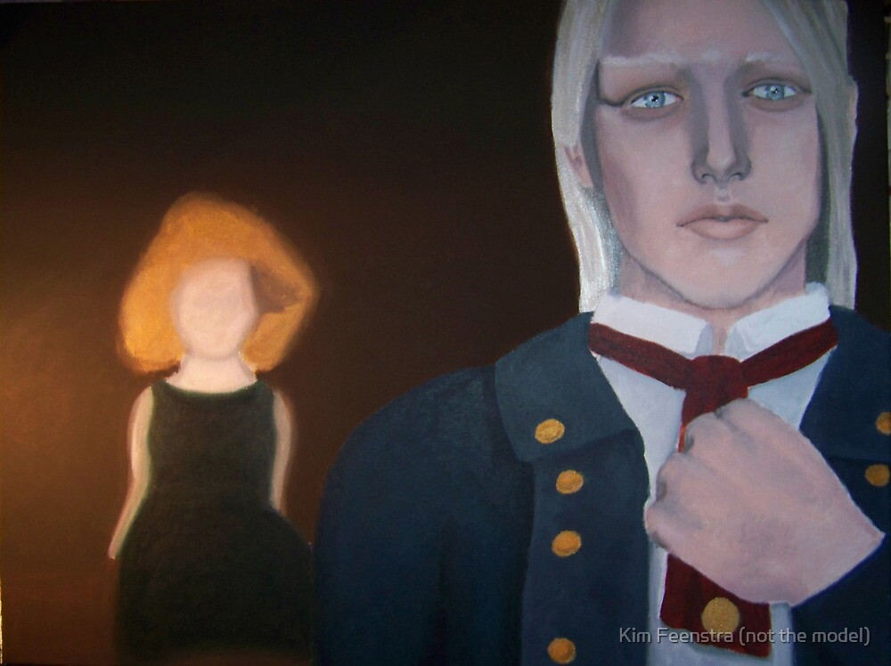 lestat and claudia by Kim Feenstra (not the model)