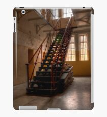 0965 The Gaol Staircase iPad Case/Skin