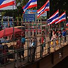 Thai/Myanmar Border, Chiang Rai (District), Northern Thailand by brendanscully