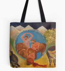 Le Sanglier d'Erymanthe Tote Bag