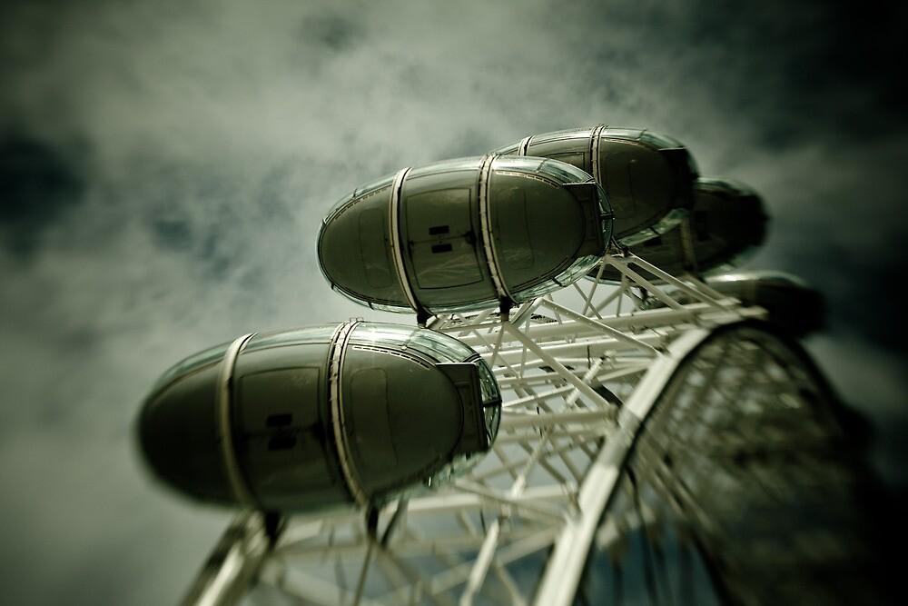 The Wheel by Tony Day