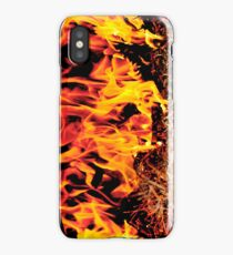 iWarning: excessive usage may cause overheating iPhone Case/Skin