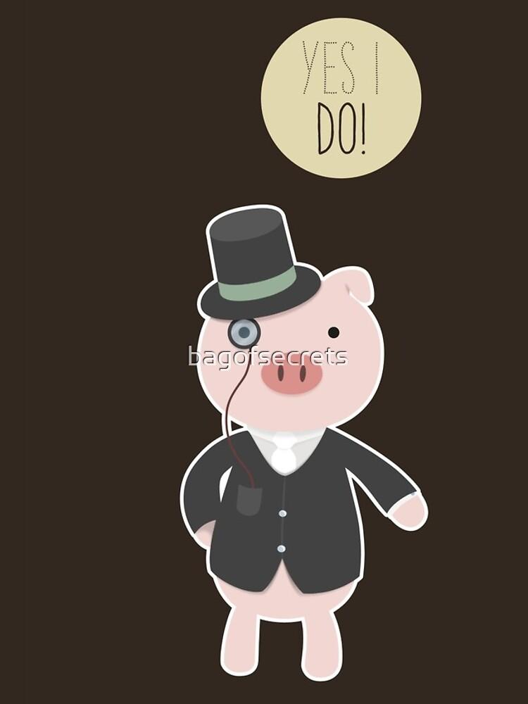 Yes I Do! - Groom by bagofsecrets