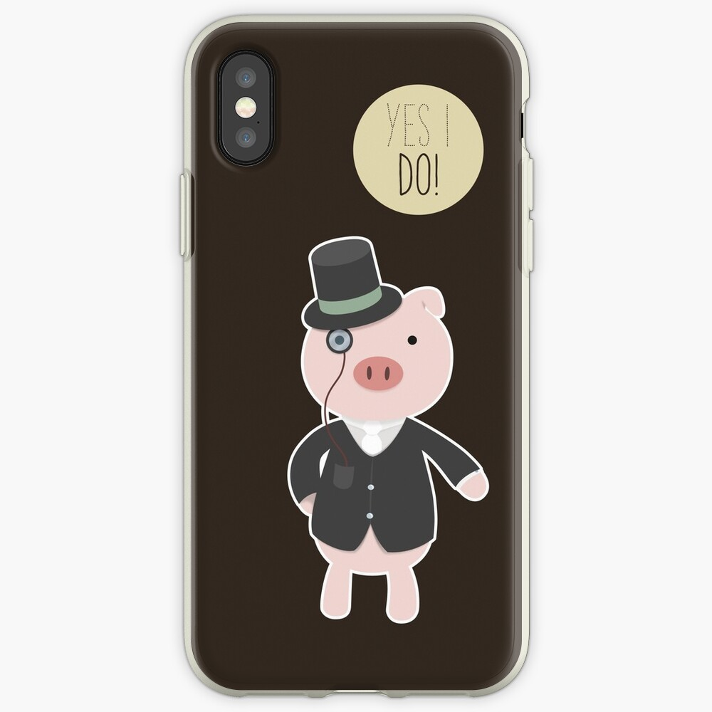 Yes I Do! - Groom iPhone Case & Cover