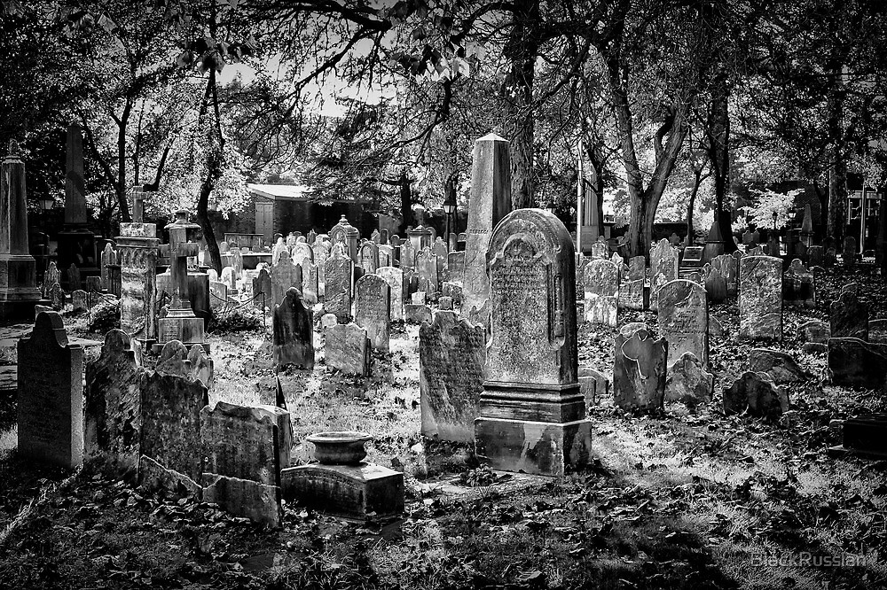Simply Gorgeous ... Cemetery. by BlackRussian