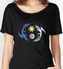 Equestria Flag - Friendship is Magic Women's Relaxed Fit T-Shirt