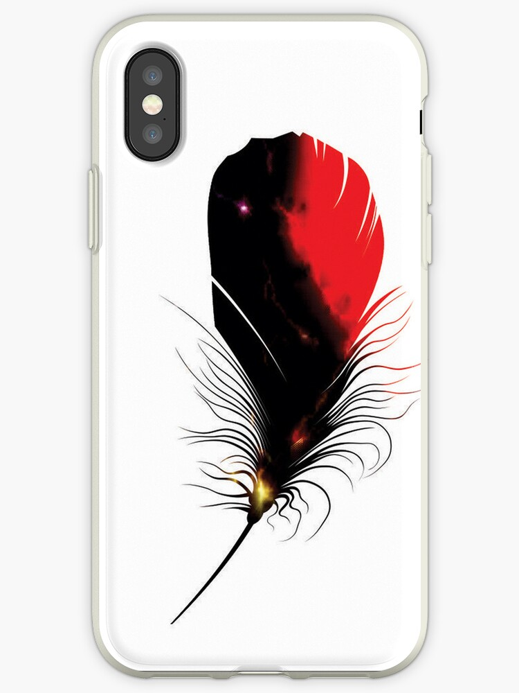 Colorful Feather - case  by Van Nhan Ngo