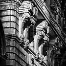 Ansonia Building Detail 3 by BlackRussian