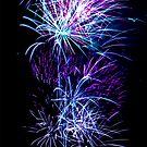 Fireworks iPhone Case by Tony Walton