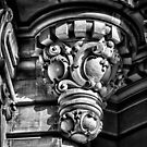 Ansonia Building Detail 4 by BlackRussian