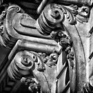 Ansonia Building Detail 7 by BlackRussian