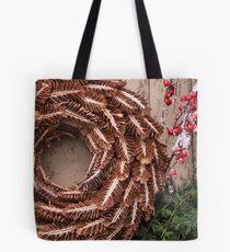 Christmas Wreaths Tote Bag