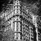 The Ansonia Building by BlackRussian