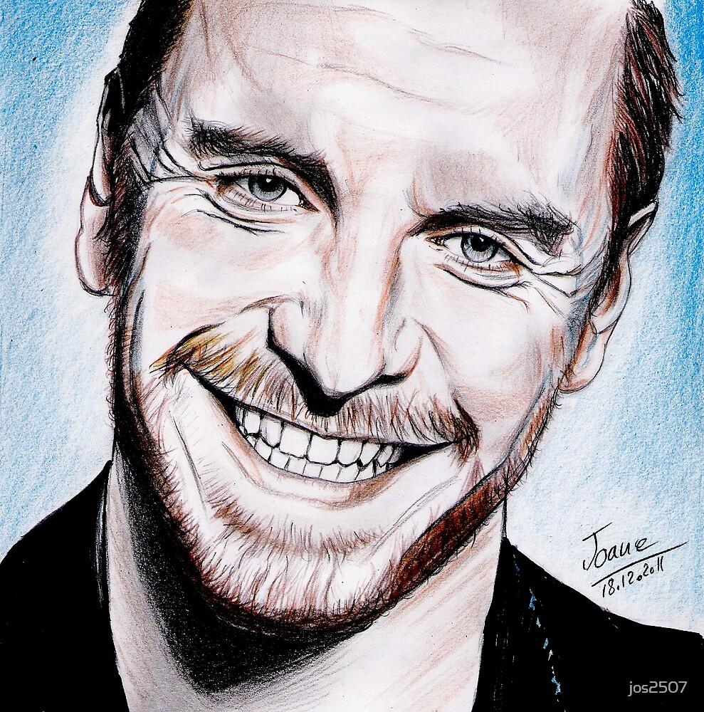 """Michael Fassbender - Smile !"" By Jos2507"