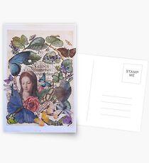 Illuminated Postcards