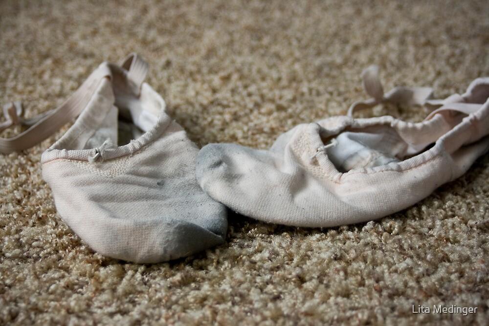 Magic Slippers by Lita Medinger