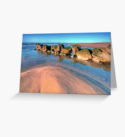 Ripples and Reflections Greeting Card