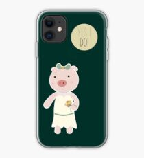 Yes I Do! - Bride iPhone Case