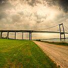 Little Belt Bridge by Gert Lavsen