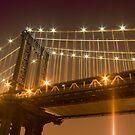 Manhattan Bridge Beauty Shot by BlackRussian
