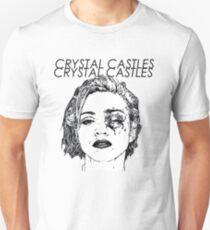 Crystal Castles Shirt RETRO Unisex T-Shirt