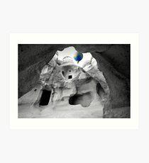 Hot Air Balloons Over Capadoccia Turkey - 4 Art Print