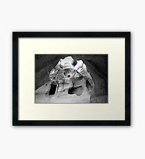 Hot Air Balloons Over Capadoccia Turkey - 4 Framed Print
