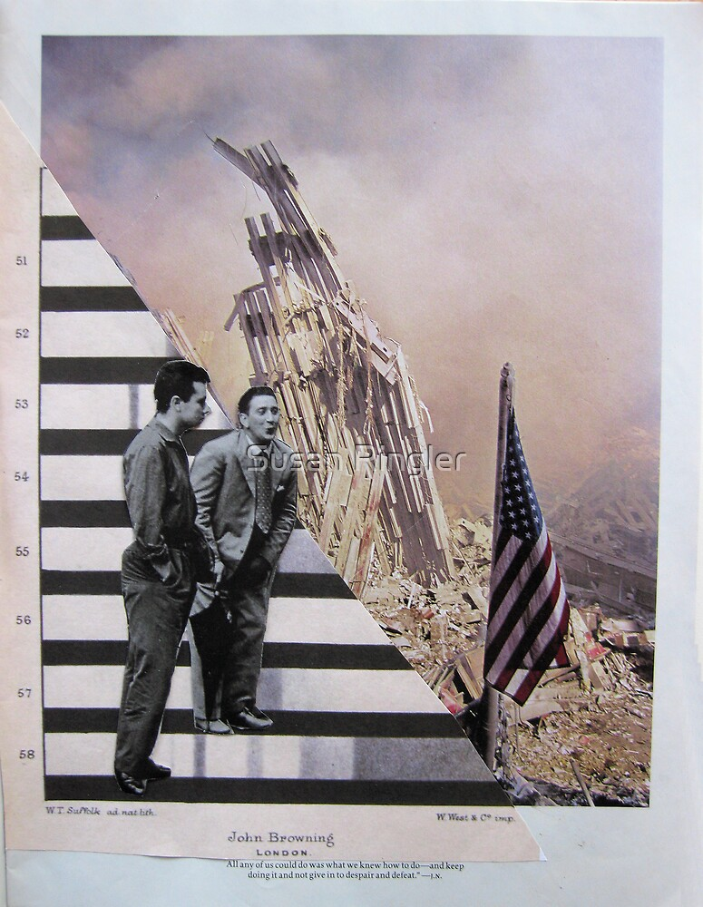 Stripes forever? by Susan Ringler