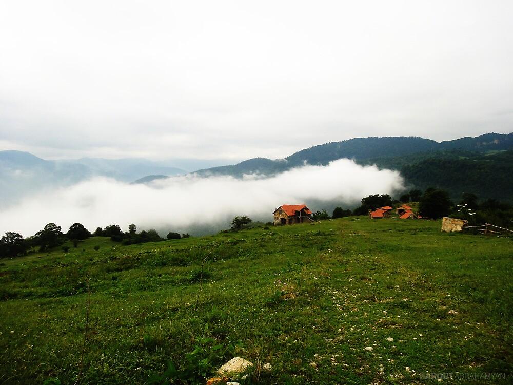 Yenokavan, Armenia by Harout Abrahamyan