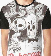 Rubacava (White) Graphic T-Shirt