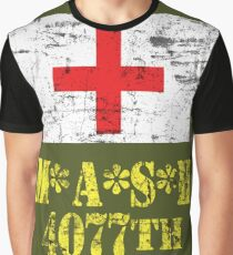 Property Of Mash 4077th Graphic T-Shirt