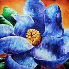 Magnolia by Monica Galletto