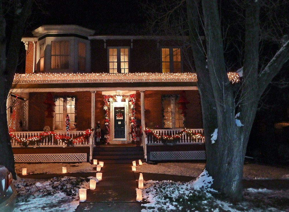 Holiday Lights by Nadya Johnson