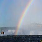 Niagara Falls,Ontario Canada by astrochuck