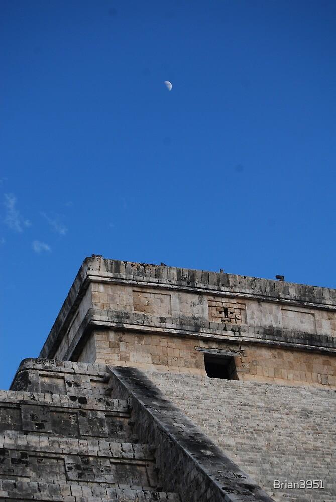 Chichen - Itza, Mexico by Brian3951